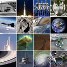 NASA collage