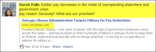 palin-facebook-screenshot-military-pay