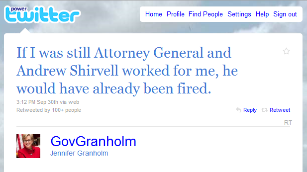 jennifer-granholm-tweet-screenshot-firing-shirvell