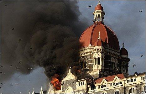 Taj Mahal Palace in Mumbai