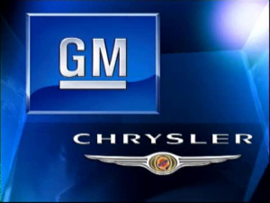 gm and chrysler bailout